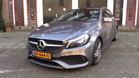 Mercedes Class by Mercedes A Class Amg 2017 Test Drive In Depth Review