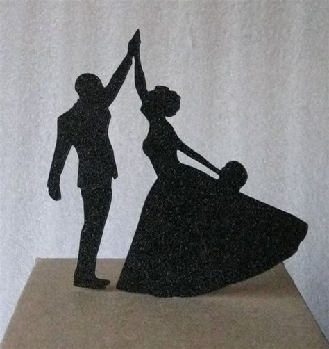high five wedding cake topper wedding cake topper high five