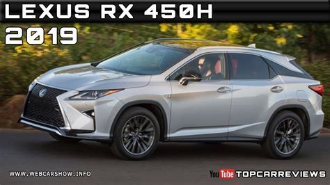 Lexus Rx Facelift 2019 by 2019 Lexus Rx 450h Review Rendered Price Specs Release