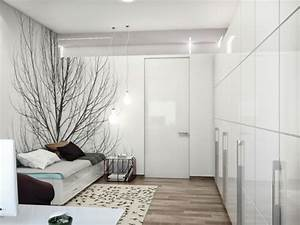 Modernes Schlafzimmer Einrichten : g stezimmer einrichten 50 wunderbare ideen ~ Michelbontemps.com Haus und Dekorationen