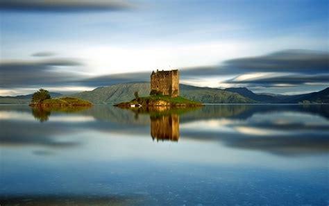 Castle Stalker Scotland Wallpapers  Castle Stalker
