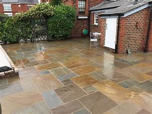 20m2 Camel Dust Sandstone Mixed Size Patio Pack