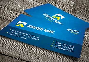 Decadry Business Card Template