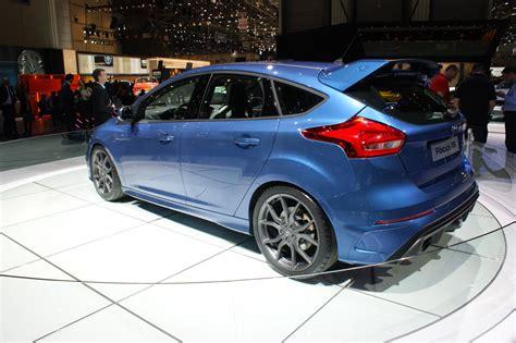 2016 Ford Focus R