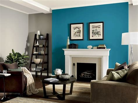 Teal And Grey Living Room Walls by Perfectly Taupe Teal Tension Feature Wall Living Room