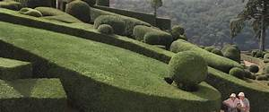 Get the look topiary the chromologist for Marqueyssac topiary gardens philippe jarrigeon