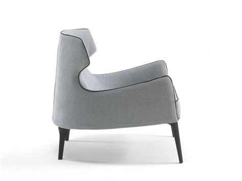 Crosby Fabric Armchair By Frigerio Poltrone E Divani