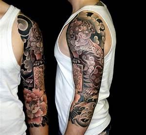 Tattoo Ganzer Arm Frau : 1001 traditional tattoo ideen information ber ihre geschichte und symbolik ~ Frokenaadalensverden.com Haus und Dekorationen