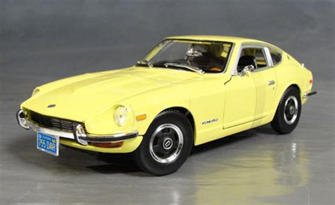 Datsun Models By Year by 1971 Datsun 240 Z Details Diecast Cars Diecast Model