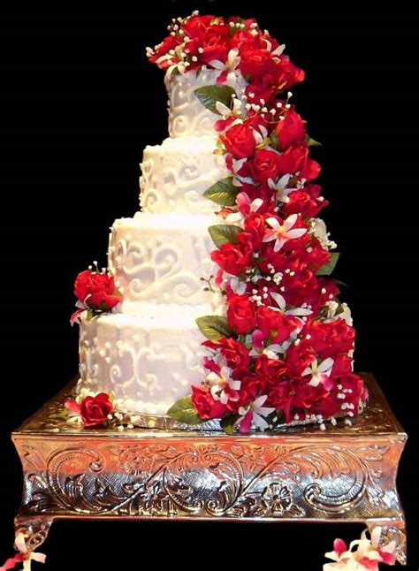 HD wallpapers wedding cake designs for 2012