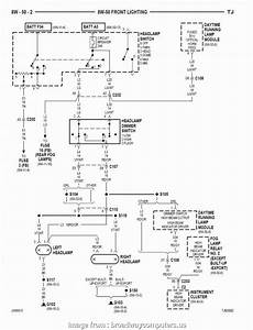 Jeep  Starter Wiring Diagram Most 2004 Jeep Wrangler