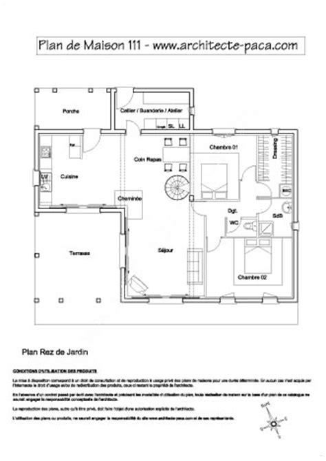 plan de maison moderne d architecte gratuit pdf rouen