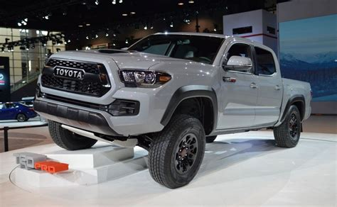2019 Toyota Tacoma V6 4x4 Automatic Review  Auto Car Update
