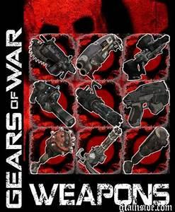 GTA San Andreas: Gears of War Weapons - Download