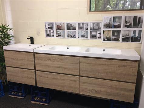 Bathroom Vanity Oak by Bogetta 600mm White Oak Timber Wood Grain Bathroom