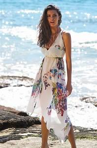 Tenue De Plage Chic : tenue de plage chic robes de soir e et mode femme ~ Nature-et-papiers.com Idées de Décoration