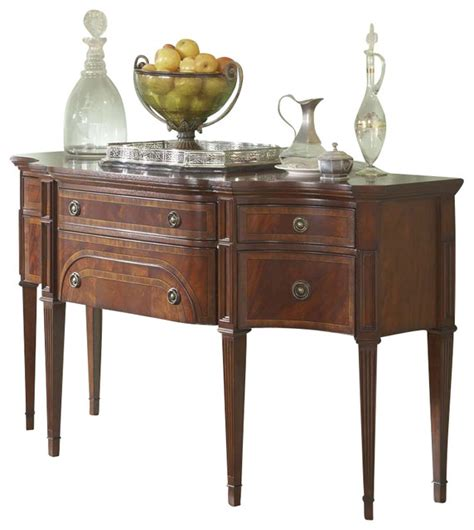 Traditional Sideboards And Buffets by Antebellum Sideboard Traditional Buffets And
