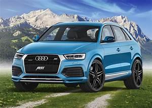 Audi Q3 2016 : official 2016 abt audi q3 gtspirit ~ Maxctalentgroup.com Avis de Voitures