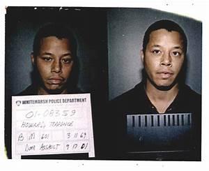 Terrence Howard '01 MUG SHOT   The Smoking Gun