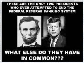 national cremation society debunking the lincoln kennedy federal reserve meme