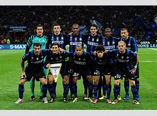 Soccer – UEFA Champions League – Group A – Inter Milan v