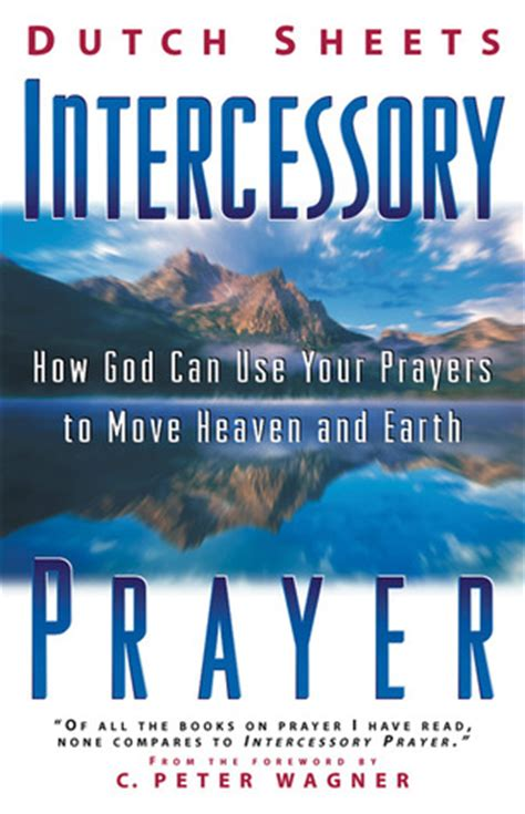intercessory prayer  god    prayers  move