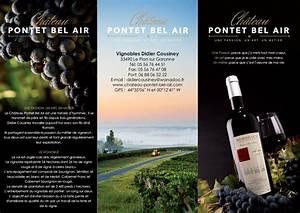 Agence Du Soleil Le Pontet : d pliant vin 3 volets ch teau pontet bel air ~ Dailycaller-alerts.com Idées de Décoration