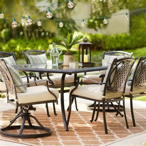At Home Outdoor Furniture by New Outdoor Furniture From Home Depot Popsugar Home