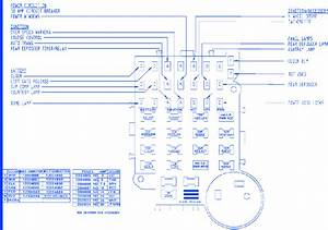 Gmc S15 1987 Fuse Box  Block Circuit Breaker Diagram