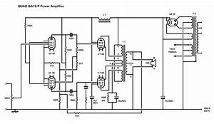 Power Amplifier 2000 Watt Circuit Diagrams