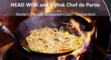 chef de partie cuisine wok chef and two wok chef de partie modern