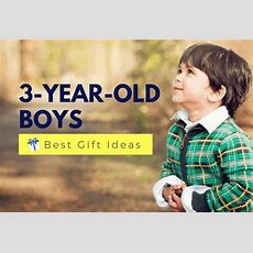 Best Gifts For A 3yearold Boy  Fun & Educational  Hahappy Gift Ideas