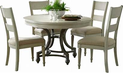 Dining Table Round Liberty Furniture Harbor Sets