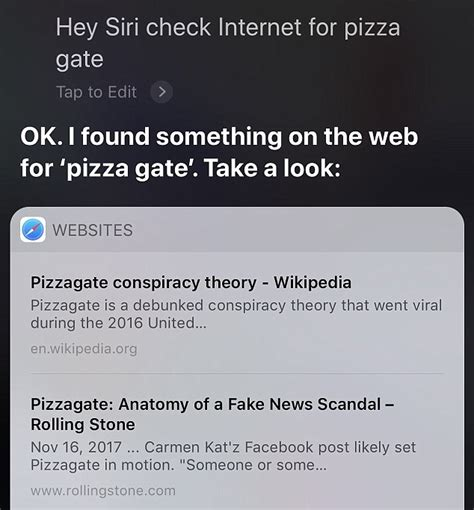 apple fixes error that saw siri suggested websites