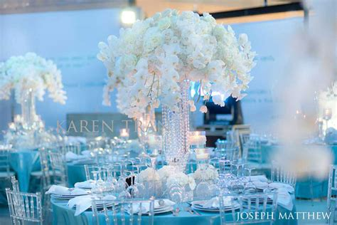 light blue and white wedding decorations table decorations blue mehomez com blue pinterest