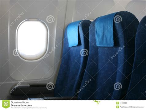siege avion siège et hublot d 39 avion image stock image 11955501