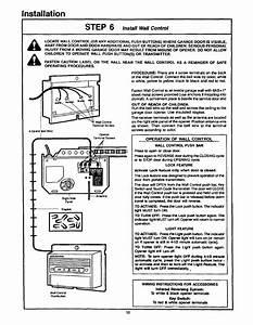 Craftsman Door Opener Wiring Diagram : installation craftsman 1 2hp garage door opener 139 ~ A.2002-acura-tl-radio.info Haus und Dekorationen