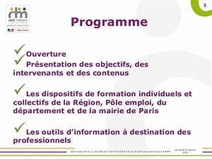 Mairie De Paris Formation : les dispositifs de formation pour les b n ficiaires du rsa et les dem ~ Maxctalentgroup.com Avis de Voitures