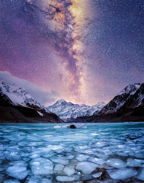 We Spent Winter In New Zealand Photographing The Incredible Night Sky  Bored Panda