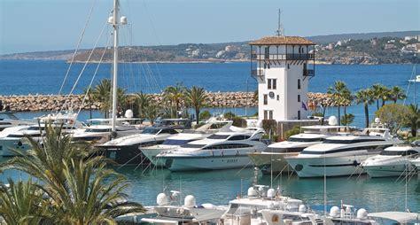 marinas yacht clubs mallorca  home mallorca
