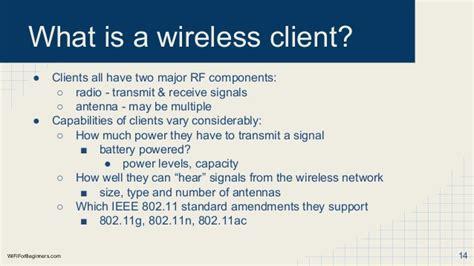 Module 1- What Is Wifi?