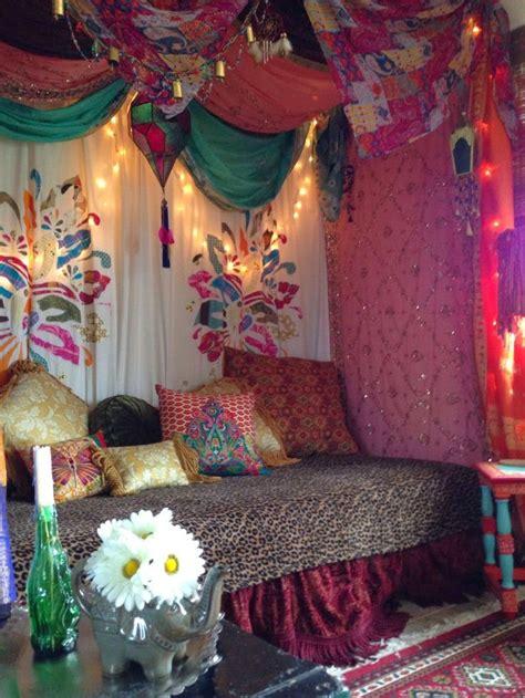 eye  design decorating gypsy chic style