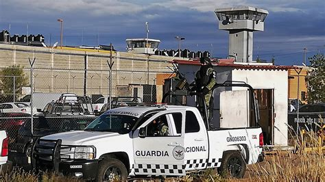Inmate Dies in New Riot at Mexico Prison Where 16 People ...