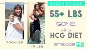 hCG Diet Interviews - Alexandra's 55lb Weight Loss with ...