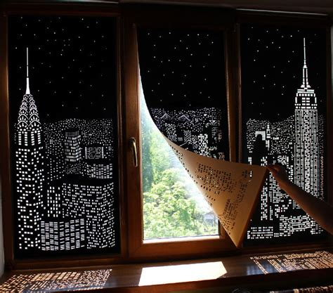 blackout curtains will turn your place into a penthouse