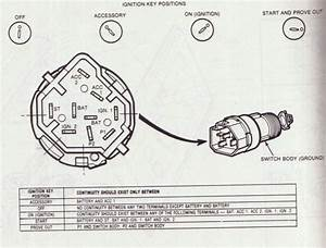Diagram For Ignition Switch Wiring