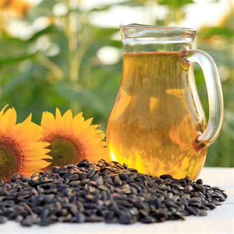 sunflower oil global health