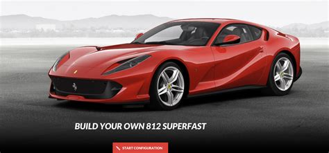 Build Your Own Ferrari