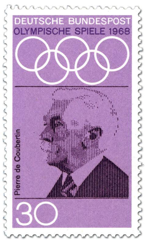 pierre de coubertin begruender olympische spiele neuzeit