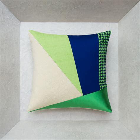 coussin de si鑒e maison popineau une dominante verte pour vos coussins de canape design